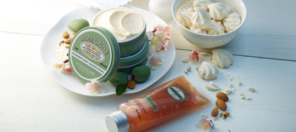 Produk Perawatan Tubuh Almond Bahan Alami Best Seller