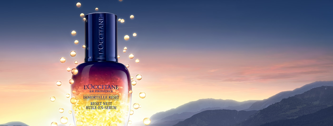 Immortelle Reset Serum | Face Serum - L'Occitane India