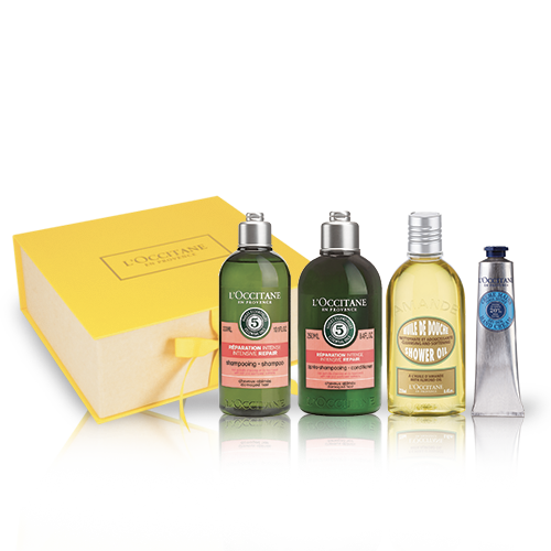 #TopShelf Bath Gift Set