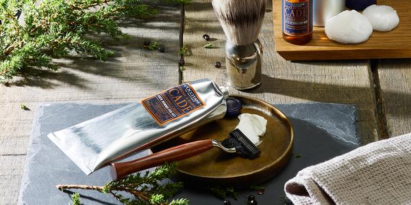 Top 3 shaving tip - Cade shaving ritual - L'Occitane