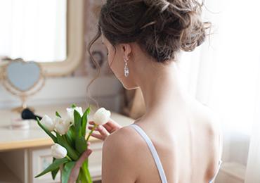Beauty-Routine für die Hochzeit