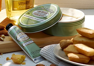 Almond moisturizers - L'Occitane
