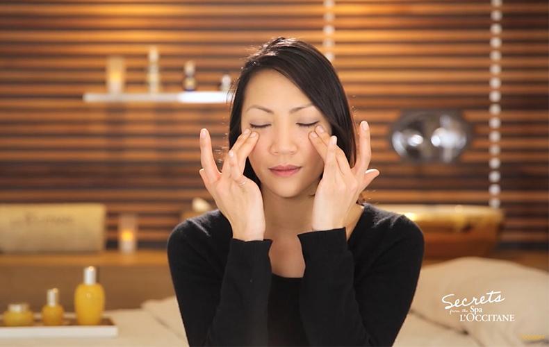 Spa Massages - L'OCCITANE