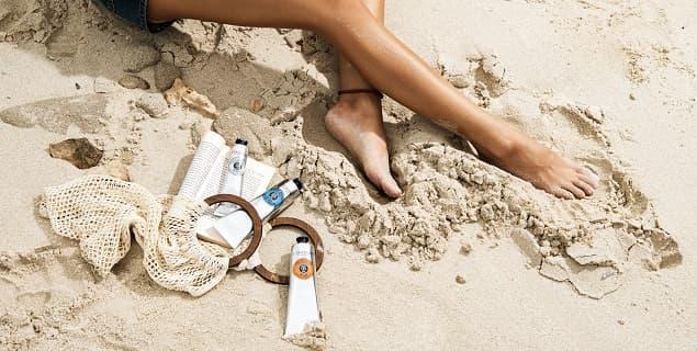 de essentiele stappen om uw voeten te verzorgen - l'Occitane
