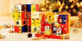 【数量限定】クリスマスをカウントダウン!ロクシタンのアドベントカレンダー