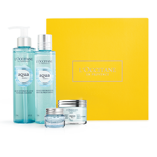 Hydrating Aqua Réotier Cream Collection - L'Occitane