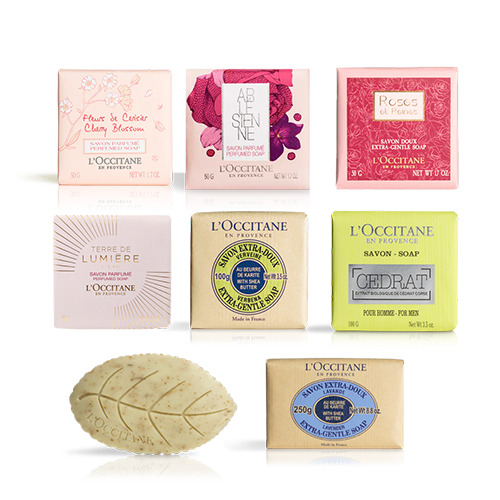 YOUR FREE SOAP GIFT