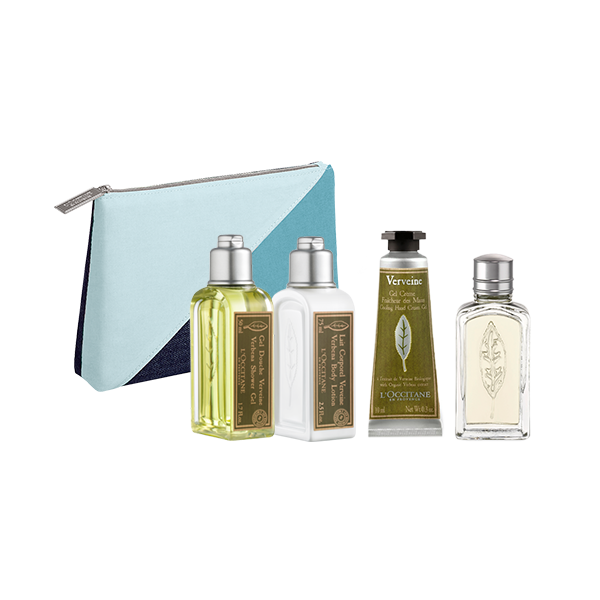 Verbena Discovery Fragrance Kit