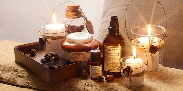 Relax your body and mind with essential oils from Provence, France