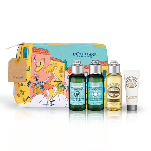 Revitalize Refresh Travel Set 1