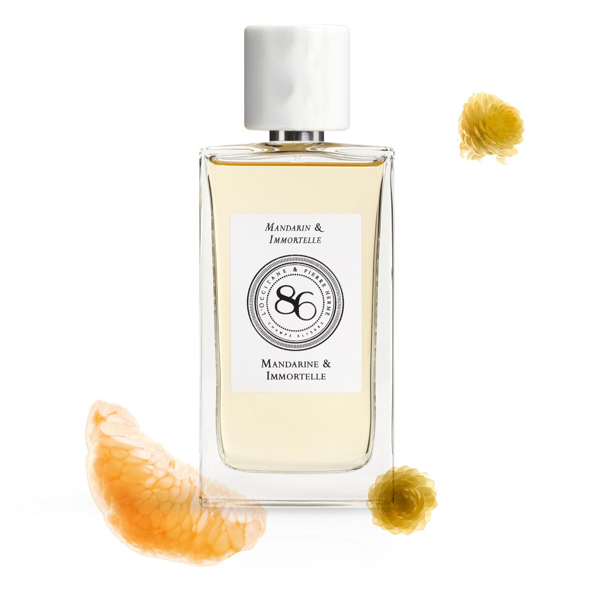 Pierre Hermé 86 Mandarin & Immortelle Eau de Parfum