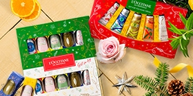 Holiday Xmas Gift Hand cream