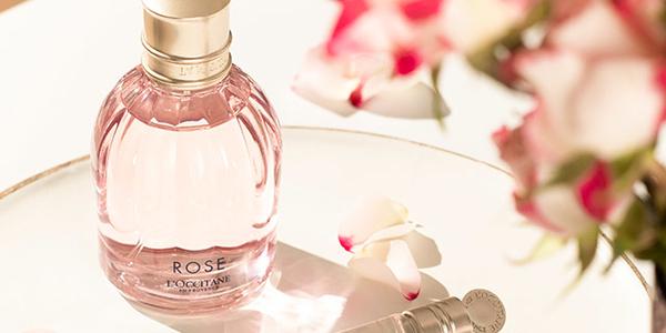 cadeau de beauté rose