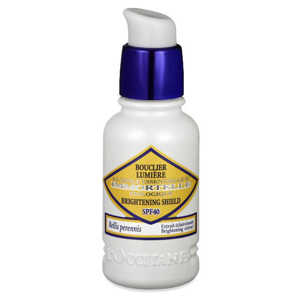 Immortelle Brightening Shield SPF40