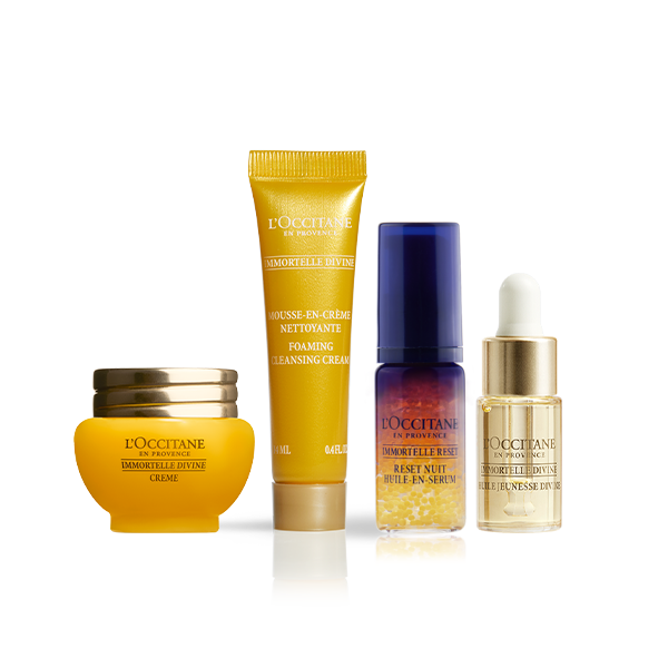 Immortelle Divine Starter Kit