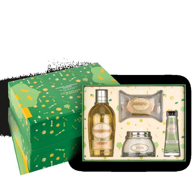 Christmas Almond Gift Set