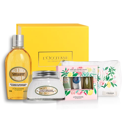 Almond Body Care Charming Set