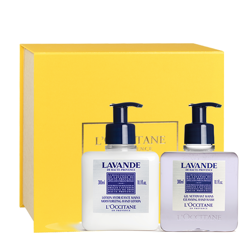 HOLIDAY ZESTY LAVENDER HAND DUO