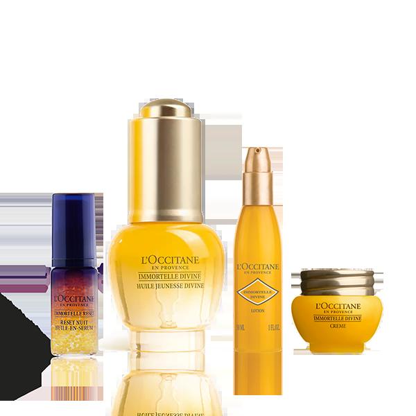 Golden Skin Set