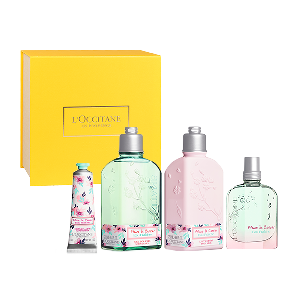 Cherry Blossom Eau Fraiche Collection