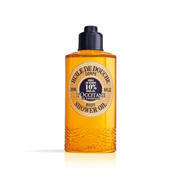 Shea Butter Shower Oil