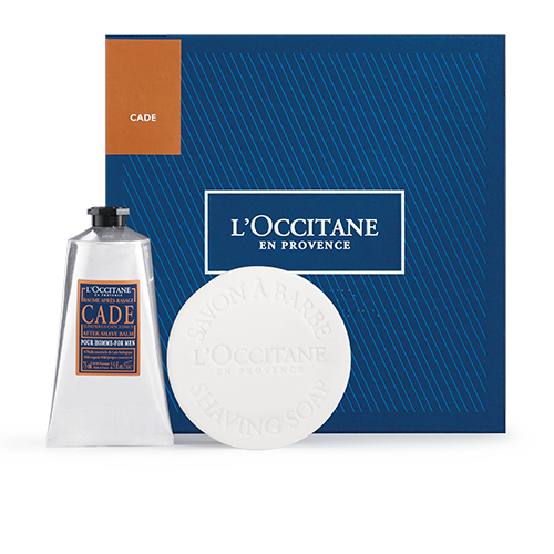 Collection Cade pour le rasage - L'Occitane