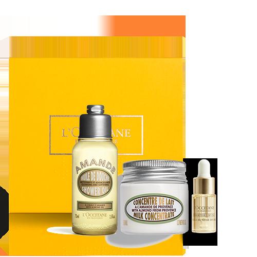 Almond Beauty Kit