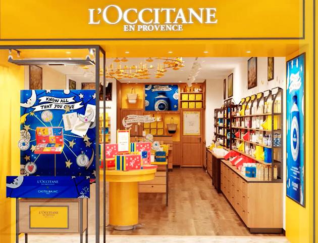 toko l'occitane terdekat
