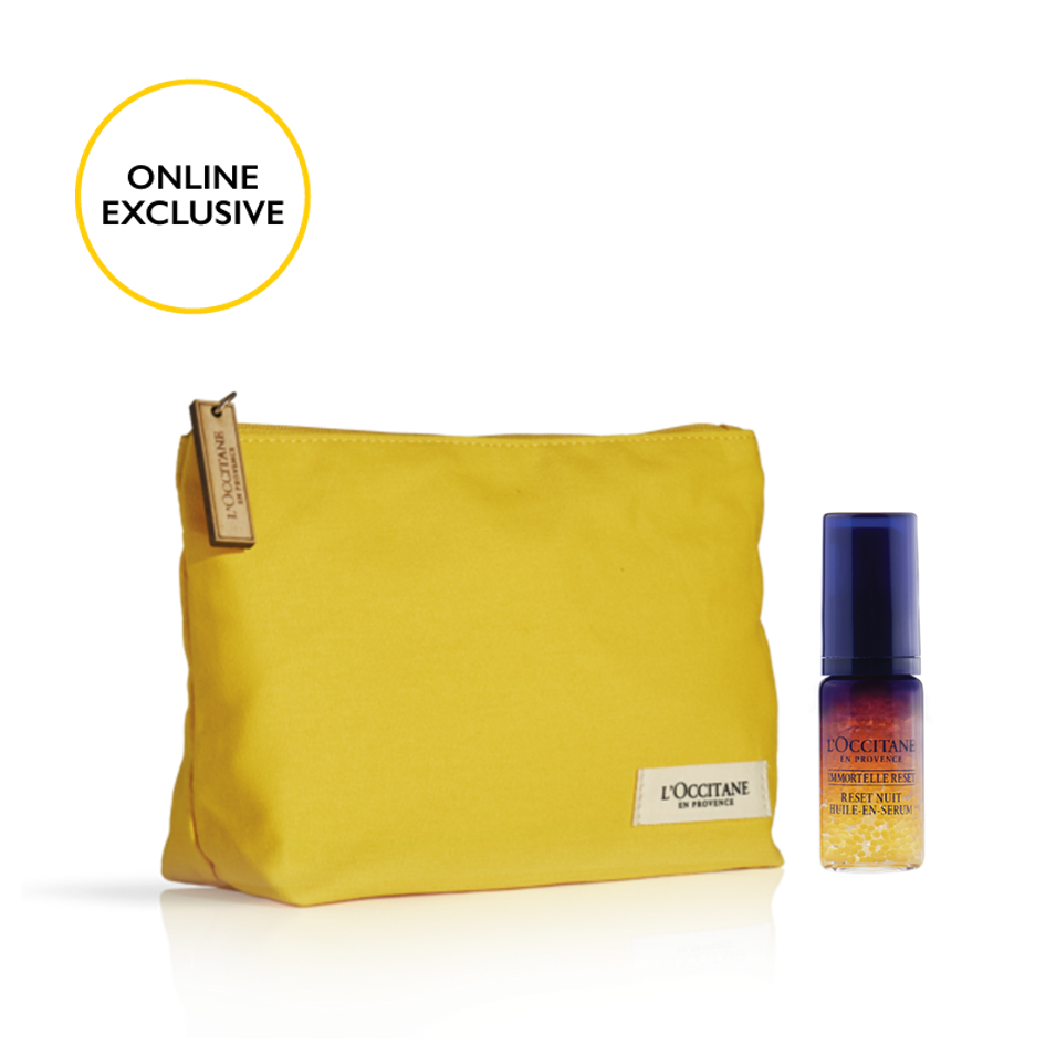 Exclusive Reset Oil In Serum With Pouch