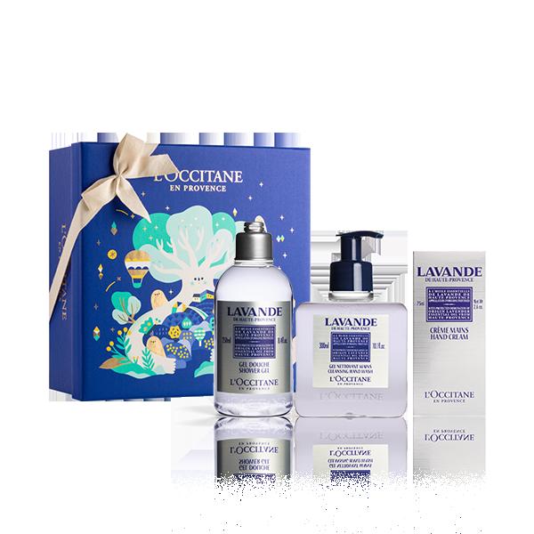 Calming Lavender Box