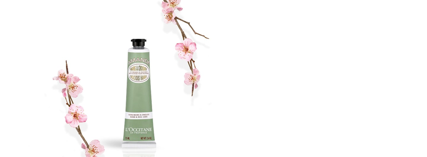 Almond Delicious Hands - L'Occitane