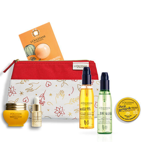НАБОР «BEST OF L'OCCITANE» POUCH