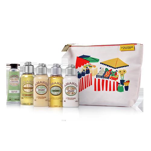 Spa offer - almond kit
