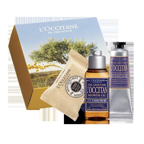 Набор «L'occitane - классический для него»