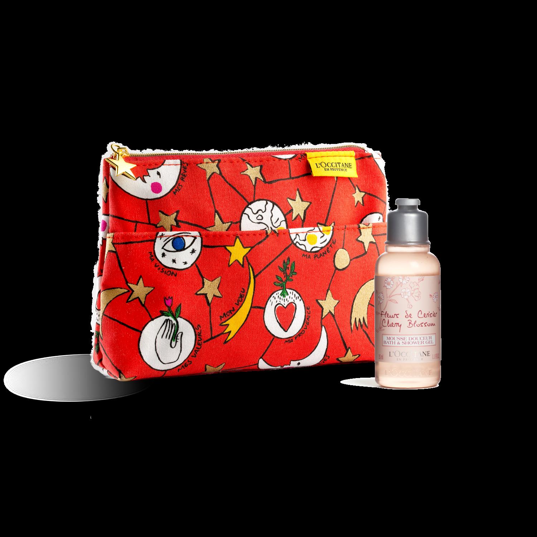 Shopping Bonus - Cherry Blossom Holiday Gift