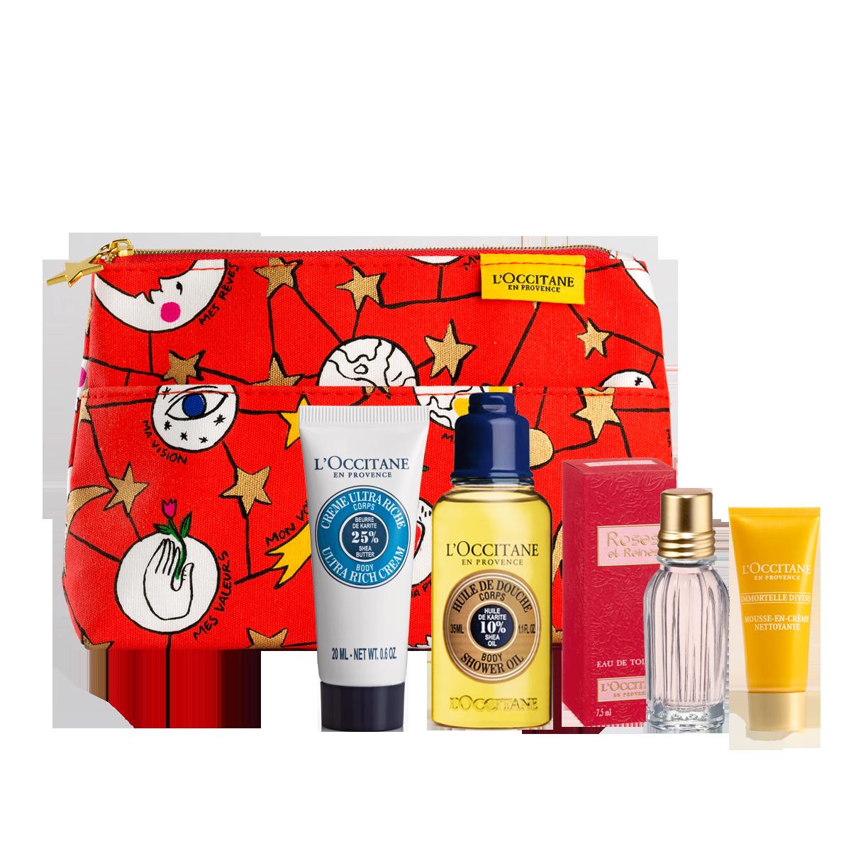 Gratis! Glamorous Holiday Gift Set
