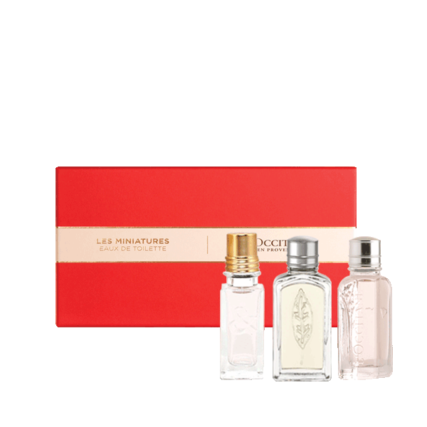Trio Fragrance Gift Set
