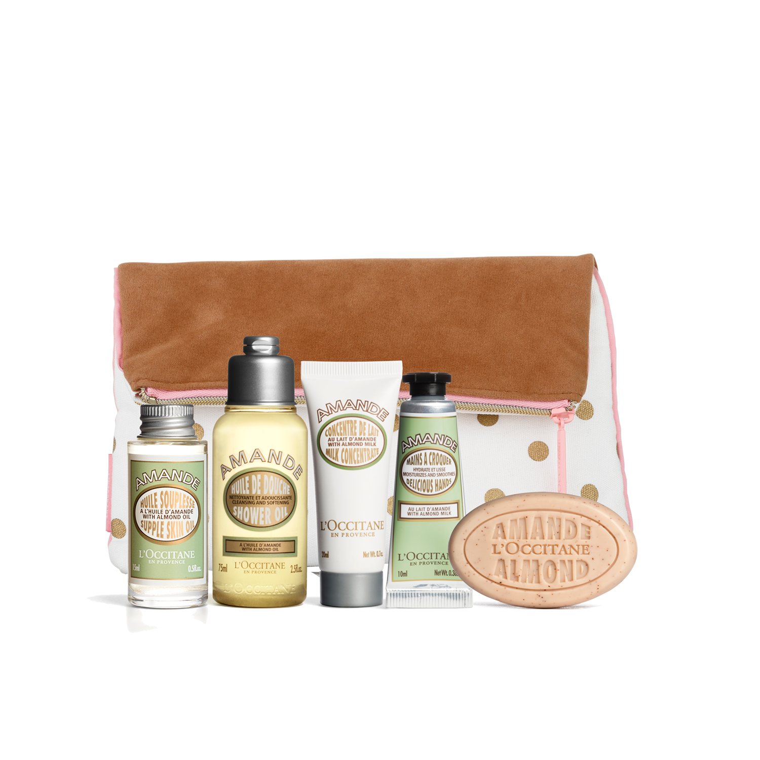 Enchanting Almond Collection