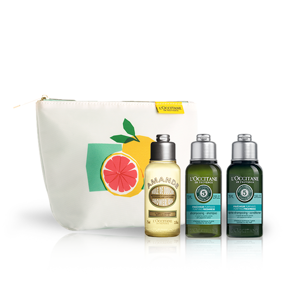 Purifying Freshness Travel Kit