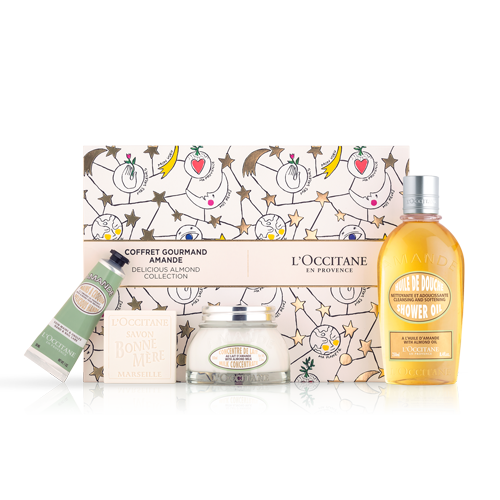 Almond Holiday Collection