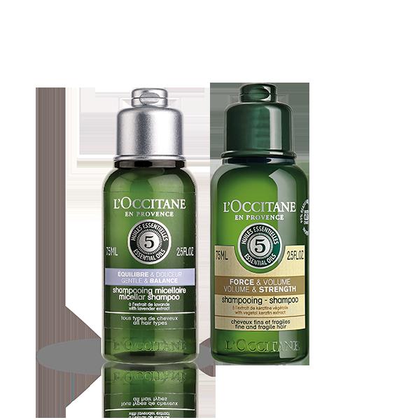Balance & Volumise Hair Care Kit