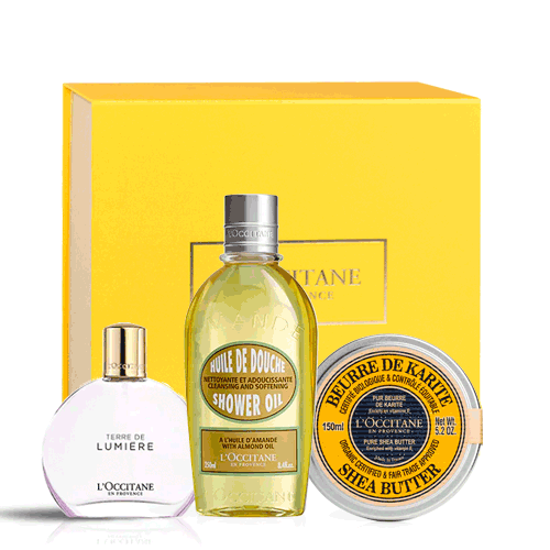 L'OCCITANE BEAUTY TRIO
