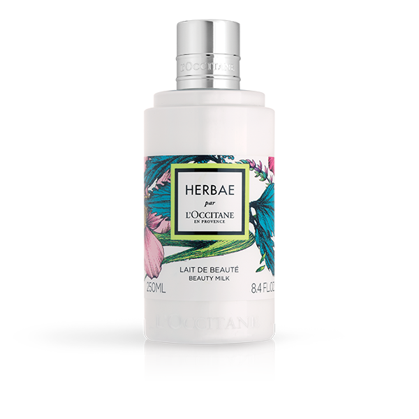 L'Occitane Herbae beauty milk