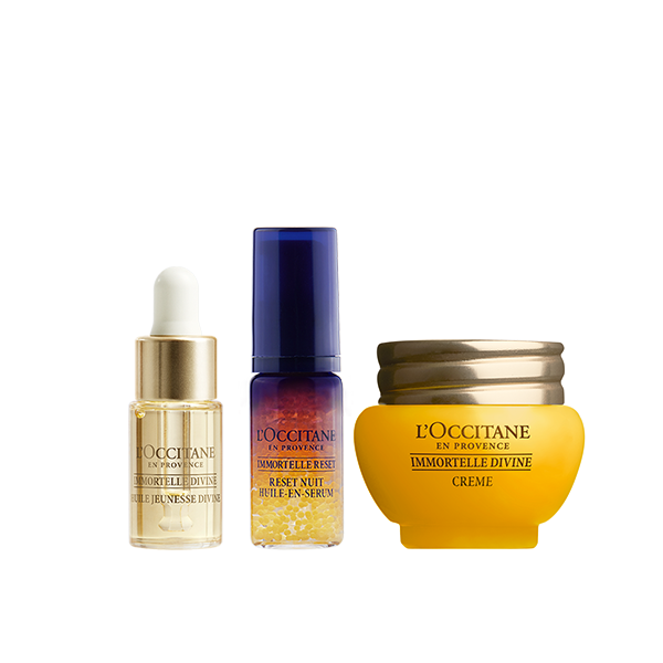 Immortelle Power Trio Kit