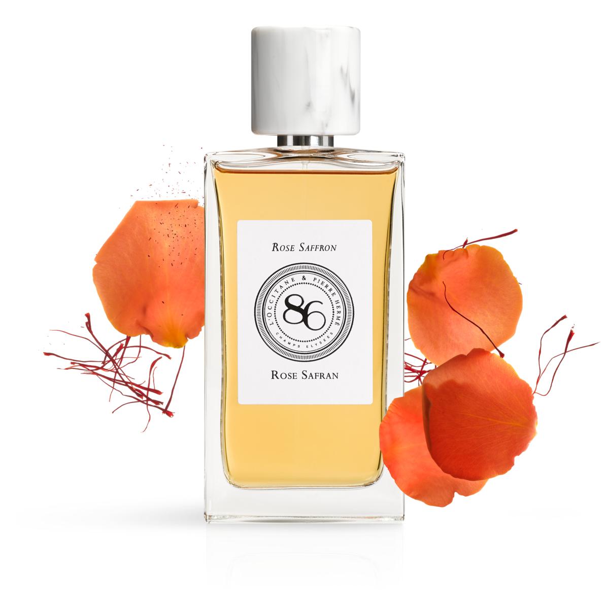 Pierre Hermé 86 Rose Saffron Eau de Parfum