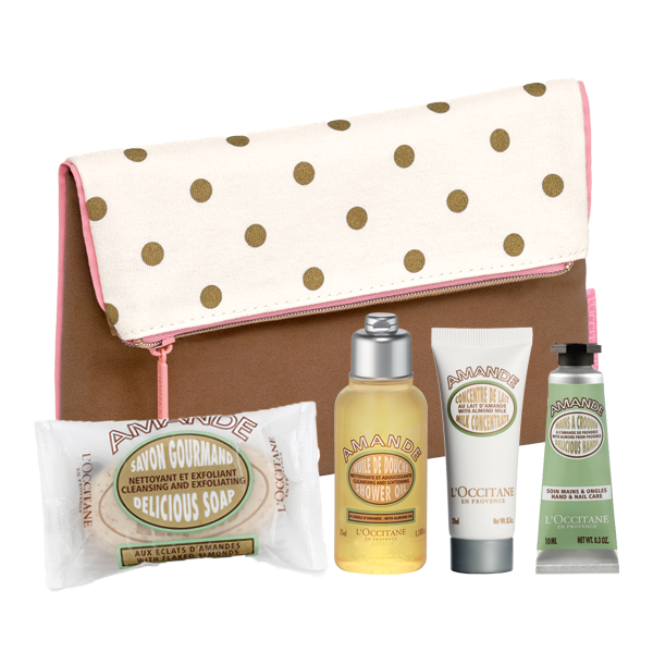 Almond Travel Collection