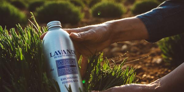Bain moussant Lavande – L'Occitane