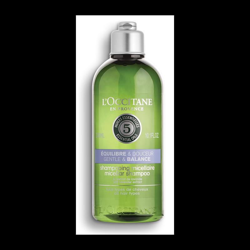 Aromachologie Mildes Shampoo Beruhigend-Ausgleichend 300 ml