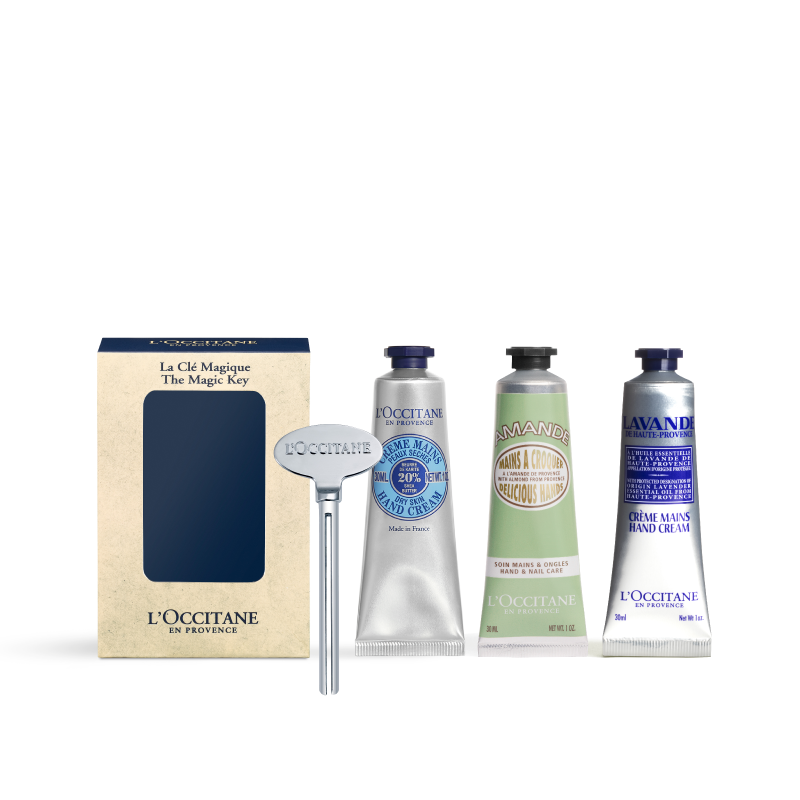 L'Occitane Magic Hand Trio Set