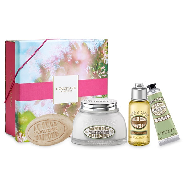 Almond Body Care Giftset